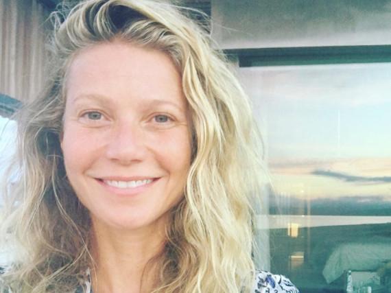 Gwyneth Paltrow feiert ihren Geburtstag ganz pur