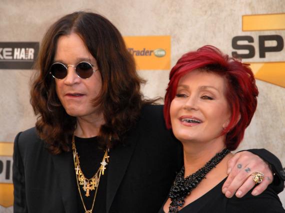Langsam aber sicher geht es wieder bergauf in der Ehe von Sharon und Ozzy Osbourne