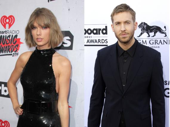 Taylor Swift und Calvin Harris haben sich versöhnt
