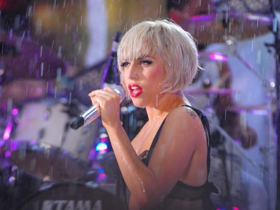 Lady Gaga versteht es, die Bühne zu rocken