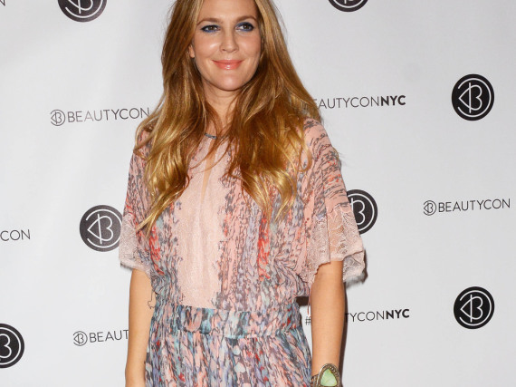 Drew Barrymore beim Beautycon Festival in New York City