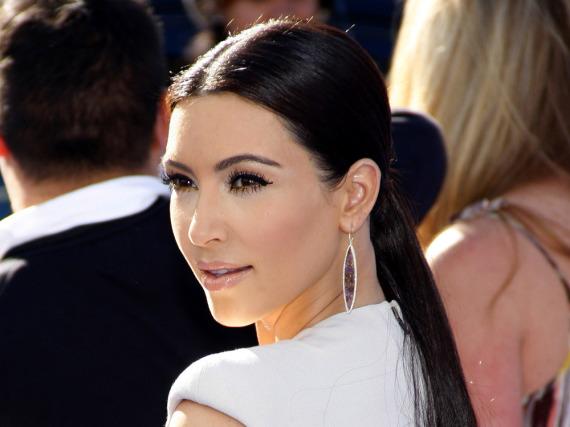 Wurde in Paris ausgeraubt: Kim Kardashian