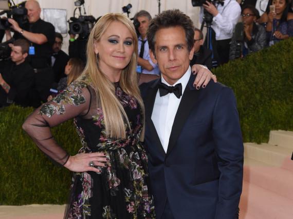Christine Taylor stärkte ihrem Mann Ben Stiller während der Krebserkrankung den Rücken