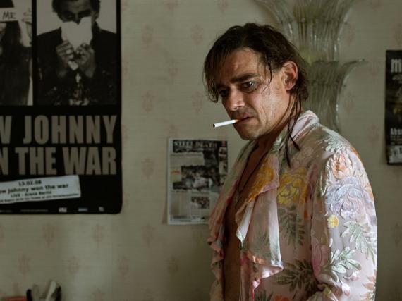 Johnny (Martin Feifel) wie er leibt und lebt