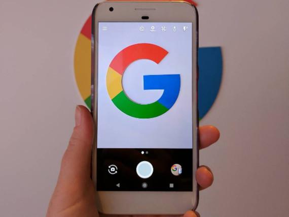 So sieht es aus, das neue Smartphone Pixel