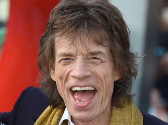 Könnte zusammen mit seinen Kollegen von den Rolling Stones schon am 6. Oktober ein neues Album veröffentlichen: Mick Jagger