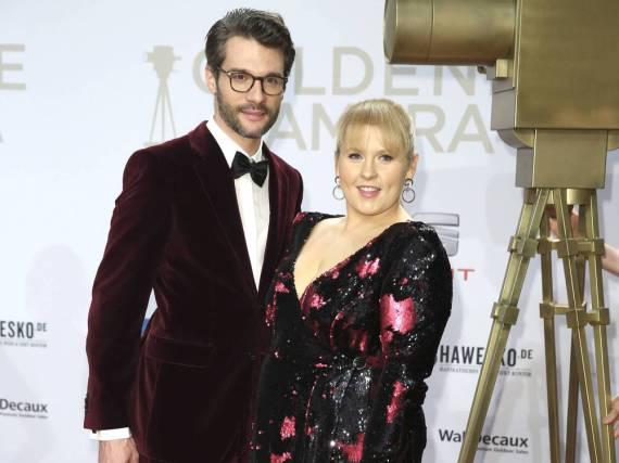 Sind ehrlich zueinander und haben offenbar ausreichend Sex: Maite Kelly und Florent Raimond