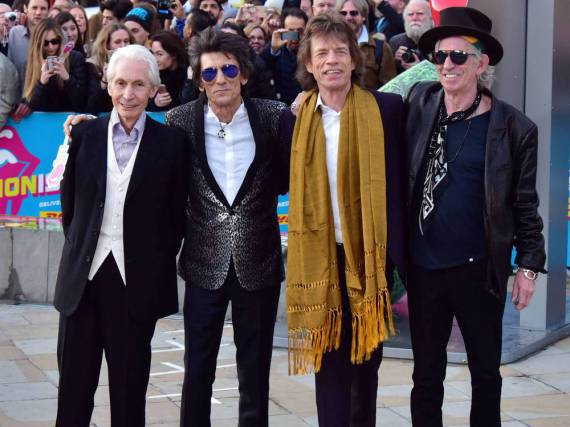 Die Rolling Stones veröffentlichen im Dezember ein neues Album