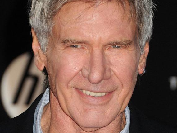 Harrison Ford wird auch in der