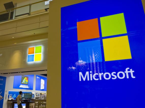 Wann geht Microsoft in Konkurrenz zu Apple und Co.?