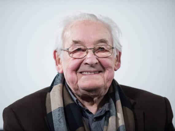 Andrzej Wajda gilt als Altmeister des polnischen Films
