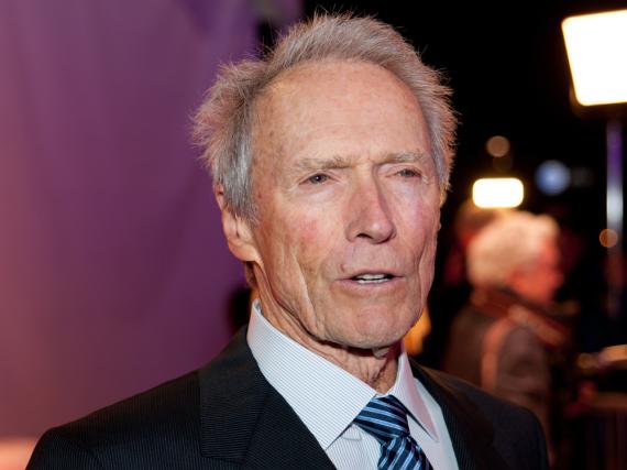 Auch mit 86 Jahren denkt Clint Eastwood nicht an die Rente