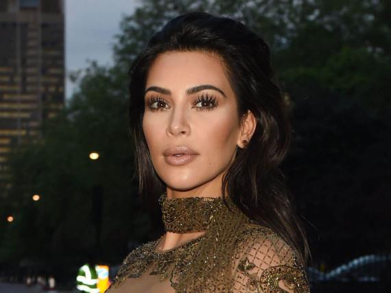 Kim Kardashian wurde Anfang Oktober in Paris überfallen und ausgeraubt