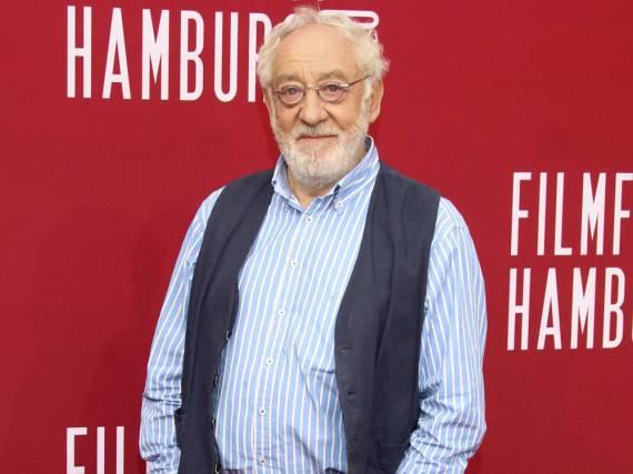Dieter Hallervorden bei der Premiere von