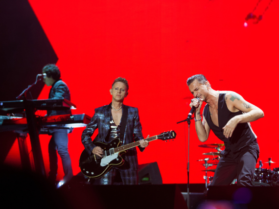 Depeche Mode haben ein neues Album und eine Welttournee angekündigt