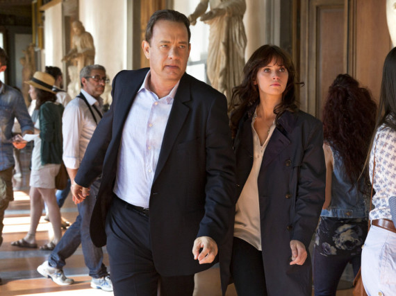 Robert Langdon (Tom Hanks) und Dr. Sienna Brooks (Felicity Jones) in