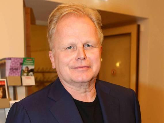 Herbert Grönemeyer bei einer Premiere im Theater an der Wien im Juli 2016