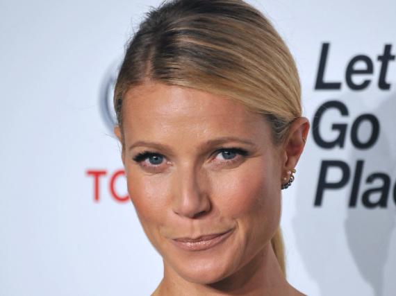 Gwyneth Paltrow ist nur noch selten im Kino zu sehen
