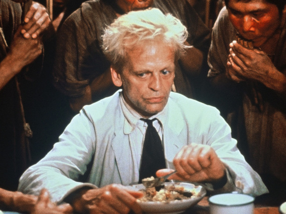 Klaus Kinski in Werner Herzogs Film