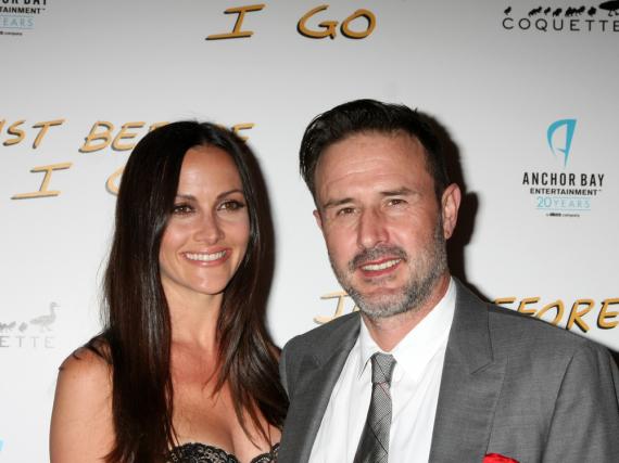 David Arquette und seine Frau Christina erwarten ihr zweites Kind