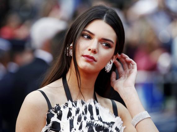 Kendall Jenner wurde im August 2014 Opfer eines Stalkers