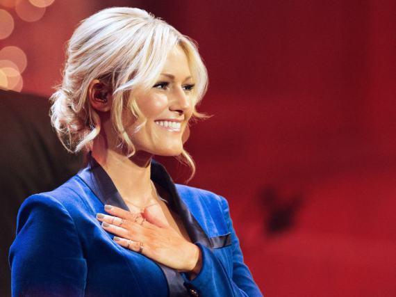 Helene Fischer darf sich freuen: Sie gilt vielen Fans als die beste Schlagersängerin aller Zeiten