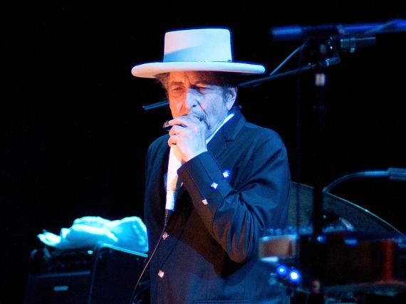 Wird bei Spotify derzeit deutlich häufiger gestreamt: Bob Dylan
