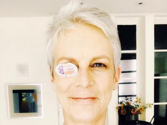 Jamie Lee Curtis wünscht sich Hillary Clinton als US-Präsidentin