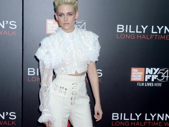 Kristen Stewart auf dem New York Film Festival