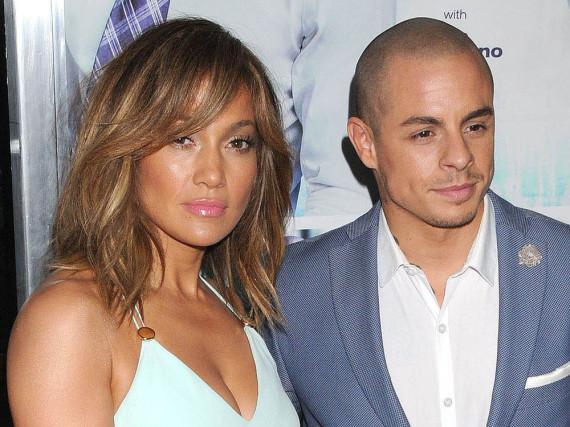 Kein Paar mehr: Jennifer Lopez und Casper Smart