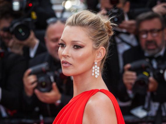 Kein Glück in der Liebe: Kate Moss' Beziehung ist gescheitert
