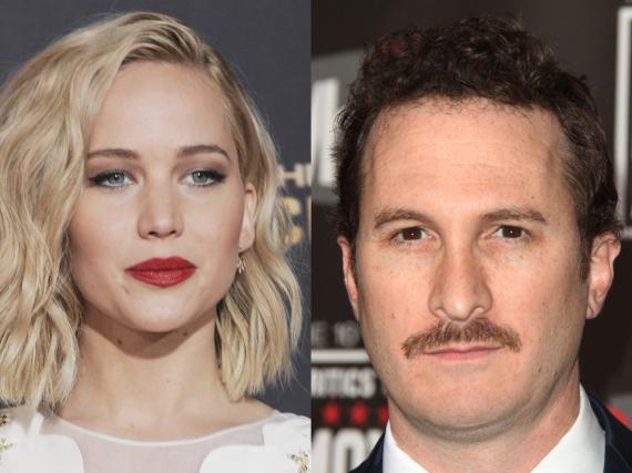 Sind Jennifer Lawrence und Darren Aronofsky zusammen?