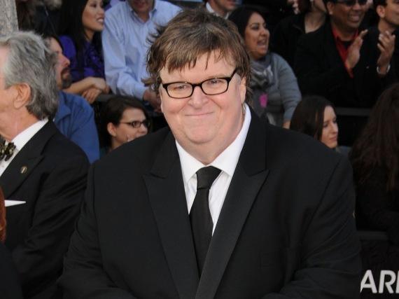 Michael Moore provoziert gerne mit seinen Filmen