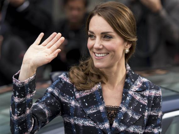 Als Repräsentantin des britischen Königshauses braucht Herzogin Kate vor allem eines: das perfekte Lächeln