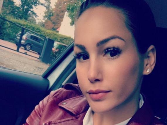 Angelina Heger verriet den Grund für ihre Brust-OP