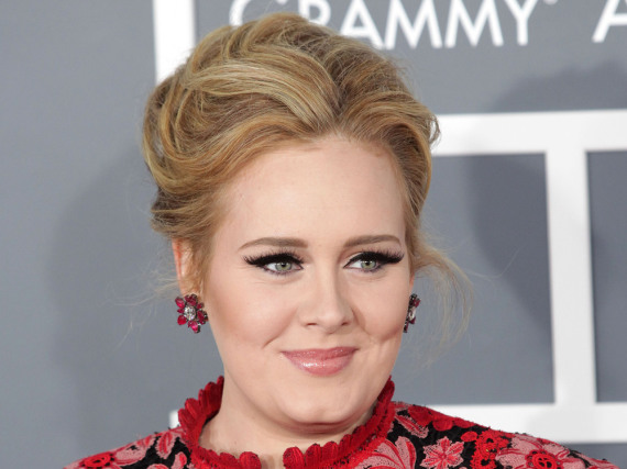 Adele ist aktuell wieder auf Tour