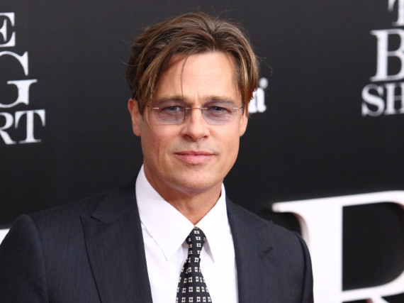 Brad Pitt soll seinem Sohn Maddox gegenüber ausfallend geworden sein