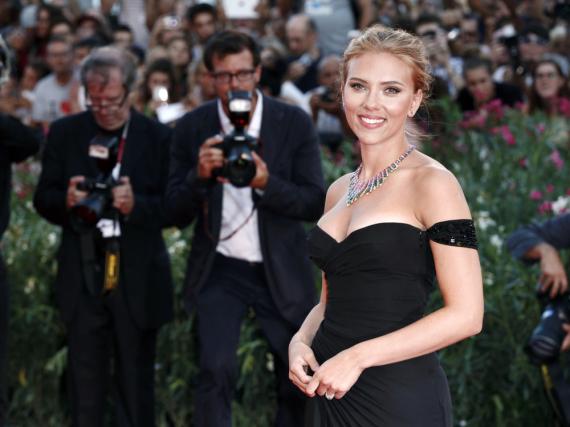 Scarlett Johansson war bisher besonders als Schauspielerin erfolgreich