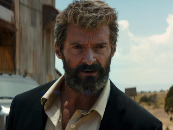 Wolverine ist in