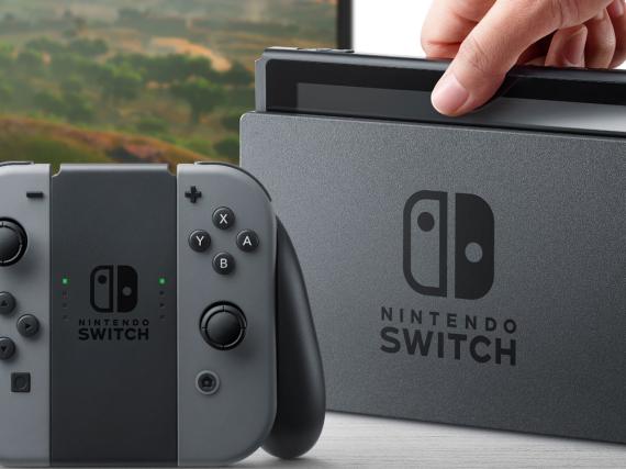 So sieht Nintendos neue Konsole