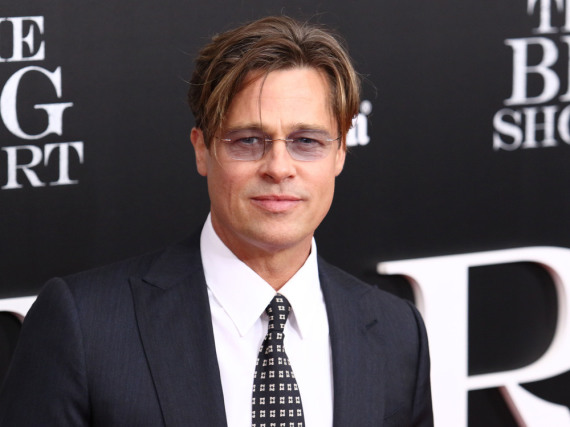 Brad Pitt soll seinen Sohn Maddox wiedergesehen haben