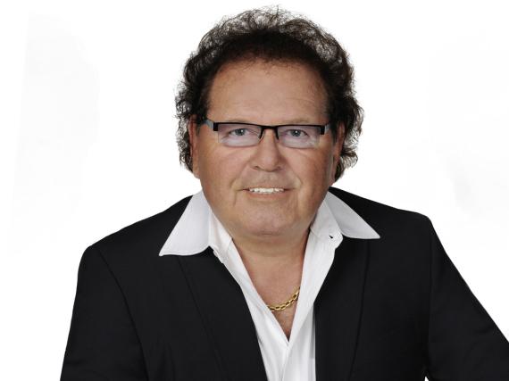 Manfred Durban spielte von 1964 bis 2011 in der Band die Flippers