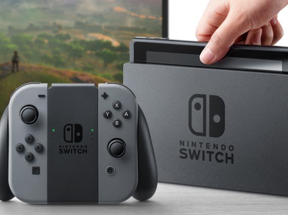 Ein Gerät, viele Optionen: Nintendos neue Konsole Switch