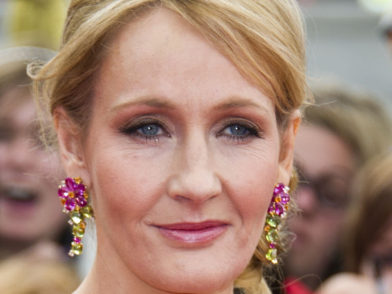 J.K. Rowling liebt offenbar Amy Schumers Humor