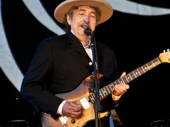 Bob Dylan schweigt sich aus - zumindest, was den Nobelpreis betrifft