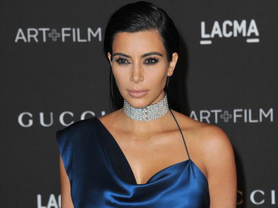 Kim Kardashian West ist für ihre Glamour-Auftritte bekannt - ihren Geburtstag wollte sie dann aber doch lieber ruhig und zuhause verbringen