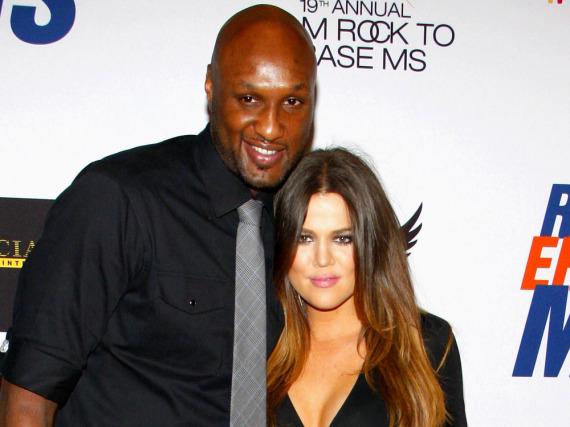 Khloé Kardashian und Lamar Odom waren seit 2009 verheiratet