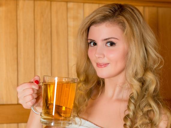 Ein Bier-Spa ist eine feine Geschichte, vor allem mit einem kleinen Glas voller Gerstensaft