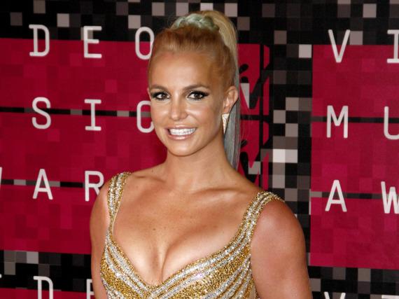 Britney Spears machte schon früh Karriere als Pop-Star, später viel sie eher durch Skandale auf