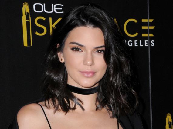 Kendall Jenner auf einer Veranstaltung in Los Angeles
